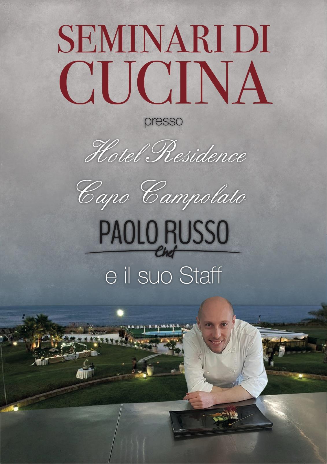 Seminari di Cucina di Paolo Russo