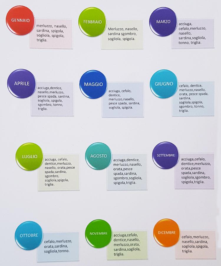 infografica stagionalità del pesce 1