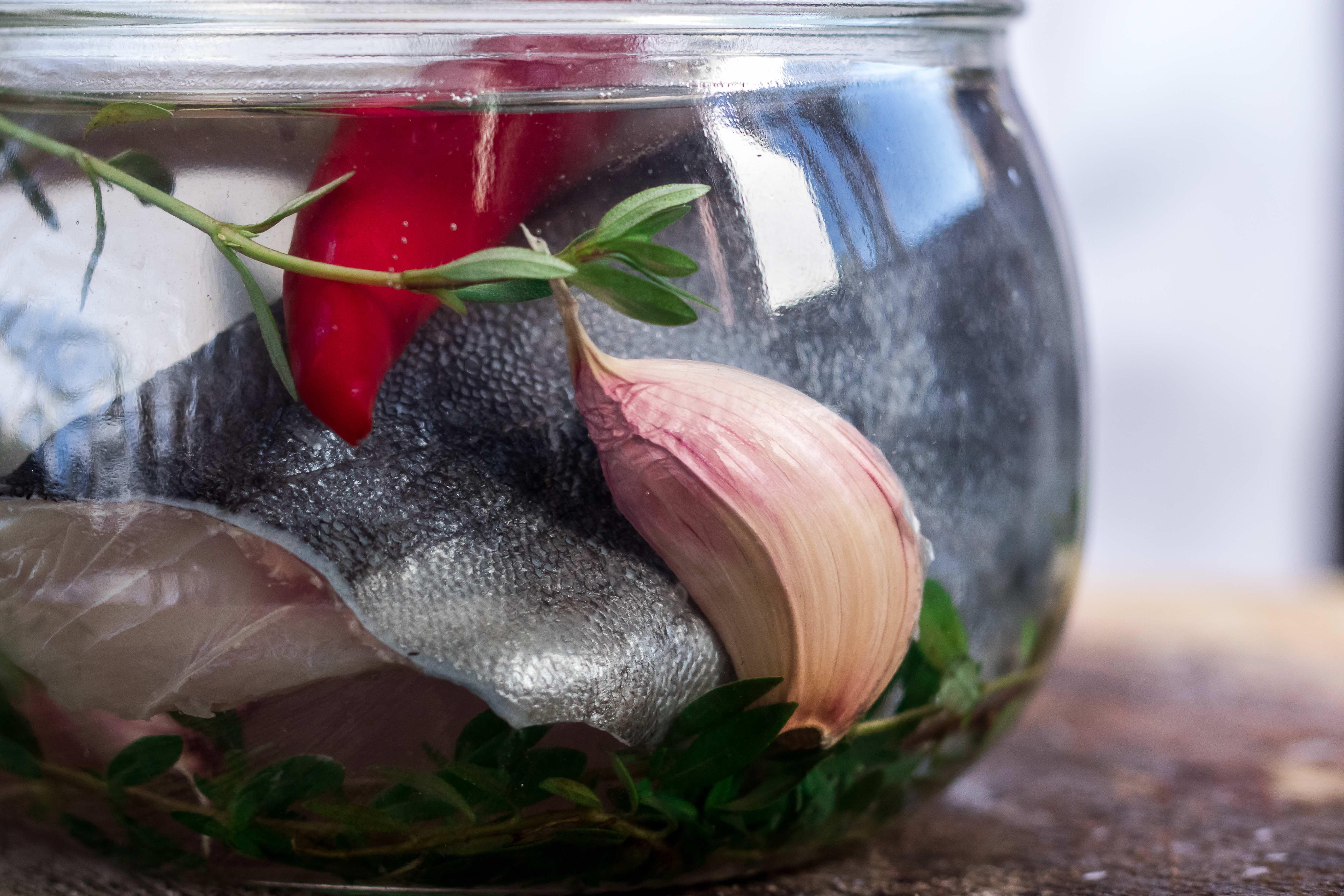 pesce ombra fermentato foto Roberta Sorge